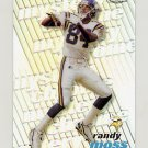 1999 Topps Mystery Chrome Refractors #M19 Randy Moss - Minnesota Vikings