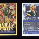 1999 Topps Chrome Record Numbers Refractors #RN06 Brett Favre - Green Bay Packers