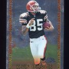 1999 Topps Chrome Football #148 Kevin Johnson RC - Cleveland Browns