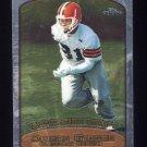 1999 Topps Chrome Football #131 Damon Gibson - Cleveland Browns
