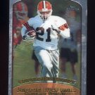 1999 Topps Chrome Football #130 Jerris McPhail - Cleveland Browns