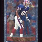 1999 Topps Chrome Football #088 Eric Moulds - Buffalo Bills