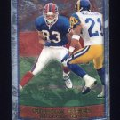 1999 Topps Chrome Football #086 Andre Reed - Buffalo Bills