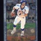 1999 Topps Chrome Football #060 John Elway - Denver Broncos