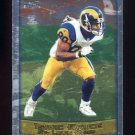 1999 Topps Chrome Football #054 Isaac Bruce - St. Louis Rams