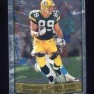 1999 Topps Chrome Football #052 Mark Chmura - Green Bay Packers