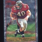 1999 Topps Chrome Football #033 Mike Alstott - Tampa Bay Buccaneers