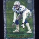 1999 Topps Chrome Football #029 Shawn Springs - Seattle Seahawks