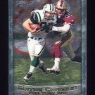 1999 Topps Chrome Football #027 Wayne Chrebet - New York Jets