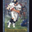1999 Topps Chrome Football #011 Mark Brunell - Jacksonville Jaguars