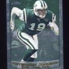 1999 Topps Chrome Football #002 Keyshawn Johnson - New York Jets