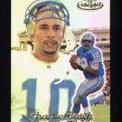 1999 Topps Gold Label Class 1 Football #067 Charlie Batch - Detroit Lions