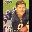 1999 Topps Gold Label Class 1 Football #054 Cade McNown RC - Chicago Bears