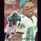 1999 Topps Gold Label Class 1 Football #048 Keenan McCardell - Jacksonville Jaguars
