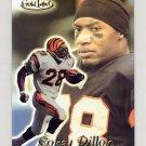 1999 Topps Gold Label Class 1 Football #031 Corey Dillon - Cincinnati Bengals