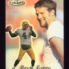 1999 Topps Gold Label Class 1 Football #010 Brett Favre - Green Bay Packers