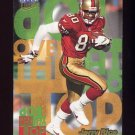 1999 Ultra Over The Top #16 Jerry Rice - San Francisco 49ers