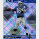 1999 Upper Deck HoloGrFX 24/7 #N04 Peyton Manning - Indianapolis Colts