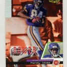 1999 UD Ionix Power F/X #P2 Randy Moss - Minnesota Vikings