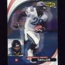 1999 UD Ionix Football #27 Fred Taylor - Jacksonville Jaguars