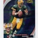 1999 UD Ionix Football #22 Brett Favre - Green Bay Packers