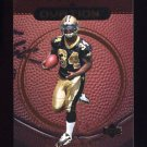 1999 Upper Deck Ovation Football #65 Ricky Williams RC - New Orleans Saints