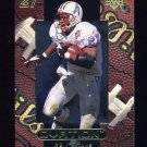 1999 Upper Deck Ovation Football #58 Eddie George - Tennessee Titans