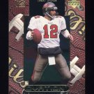 1999 Upper Deck Ovation Football #56 Trent Dilfer - Tampa Bay Buccaneers