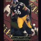 1999 Upper Deck Ovation Football #46 Jerome Bettis - Pittsburgh Steelers