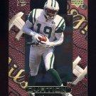 1999 Upper Deck Ovation Football #40 Keyshawn Johnson - New York Jets