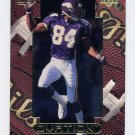1999 Upper Deck Ovation Football #32 Randy Moss - Minnesota Vikings EX