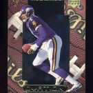 1999 Upper Deck Ovation Football #31 Randall Cunningham - Minnesota Vikings