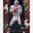 1999 Upper Deck Ovation Football #23 Peyton Manning - Indianapolis Colts