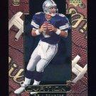 1999 Upper Deck Ovation Football #15 Troy Aikman - Dallas Cowboys