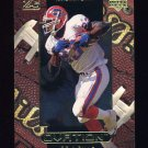 1999 Upper Deck Ovation Football #06 Antowain Smith - Buffalo Bills