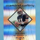 1999 Black Diamond Gallery #G1 Akili Smith RC - Cincinnati Bengals