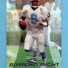 1999 Black Diamond Diamond Might #DM2 Steve McNair - Tennessee Titans