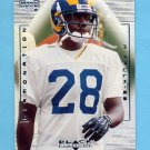 1999 Black Diamond Diamonation #D08 Marshall Faulk - St. Louis Rams