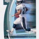 1999 Black Diamond Diamond Cut #080 Duce Staley - Philadelphia Eagles