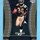 1999 Black Diamond Football #113 Ricky Williams RC - New Orleans Saints