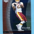 1999 Black Diamond Football #110 Skip Hicks - Washington Redskins