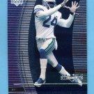 1999 Black Diamond Football #099 Shawn Springs - Seattle Seahawks