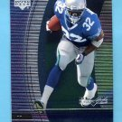 1999 Black Diamond Football #097 Ricky Watters - Seattle Seahawks