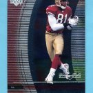 1999 Black Diamond Football #094 Terrell Owens - San Francisco 49ers