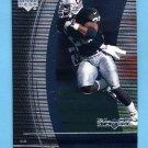 1999 Black Diamond Football #078 Napoleon Kaufman - Oakland Raiders