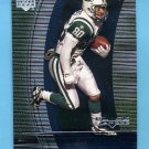 1999 Black Diamond Football #075 Wayne Chrebet - New York Jets