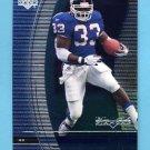 1999 Black Diamond Football #069 Gary Brown - New York Giants
