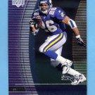 1999 Black Diamond Football #062 Robert Smith - Minnesota Vikings