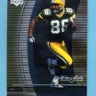1999 Black Diamond Football #043 Antonio Freeman - Green Bay Packers