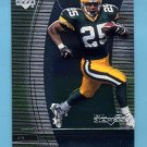 1999 Black Diamond Football #042 Dorsey Levens - Green Bay Packers